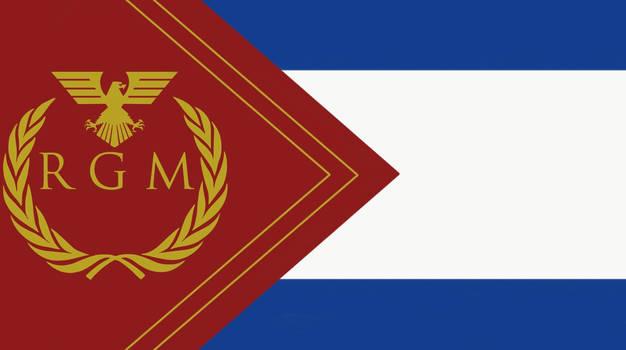 The Flag of Romano Neo