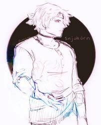[G] - Snjokorn - [Sketch] by Virgichuu