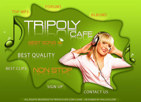 Tripoly Cafe