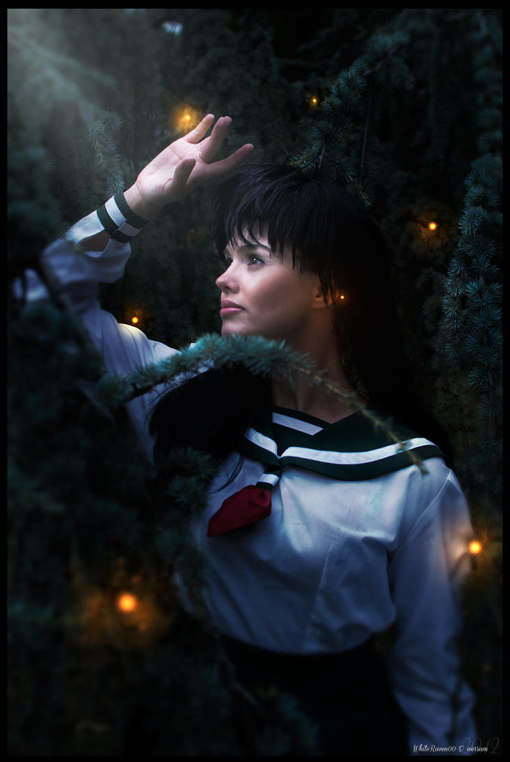 Fireflies by WhiteRavenCosplay