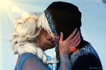 JELSA Couple COSPLAY- Frozen Valentine by WhiteRavenCosplay