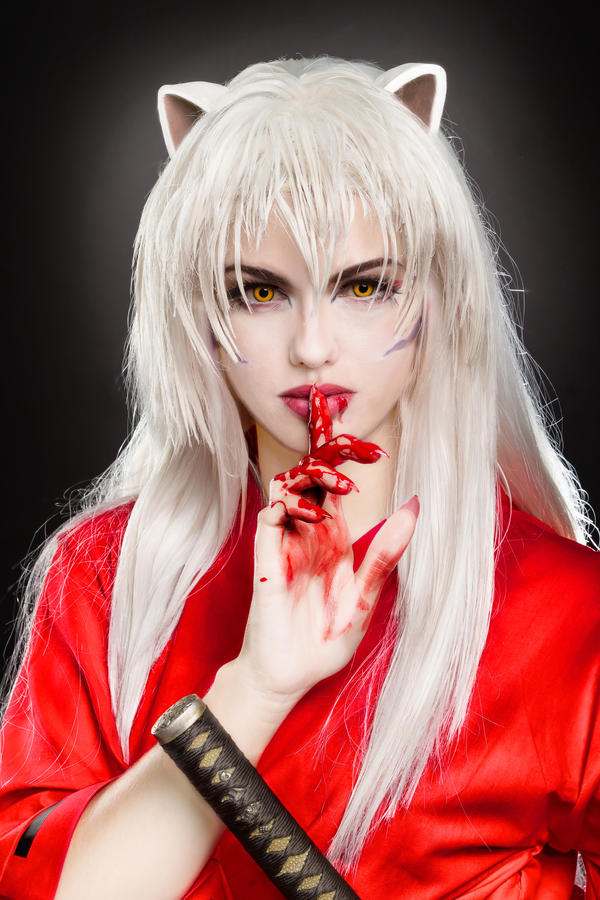Inuyasha Cosplay by WhiteRavenCosplay
