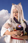 Baby Sesshoumaru- welcome the little lord by WhiteRavenCosplay