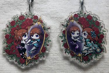 Double-Sided Alison Charm