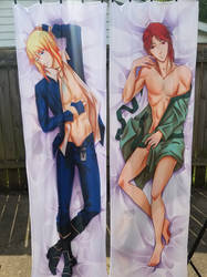 [Bodypillow Cases - Side #2] A Very Important Date