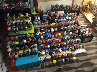 my funko collection update by Paultheunidentified