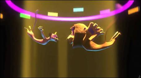 Alex and Gia Madagascar 3