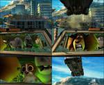 Madagascar 3 Car scene
