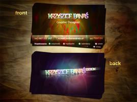 Business Card II by Krzyho