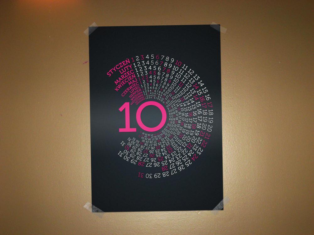Creative Monthly Calendar Ideas : Calendar second edition by krzyho on deviantart