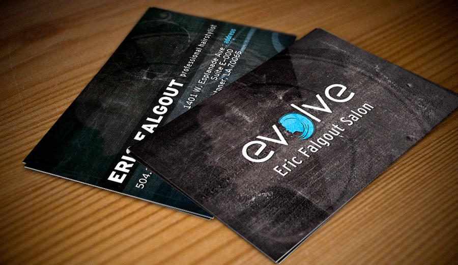 Business Card IX
