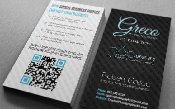 Business Card XII
