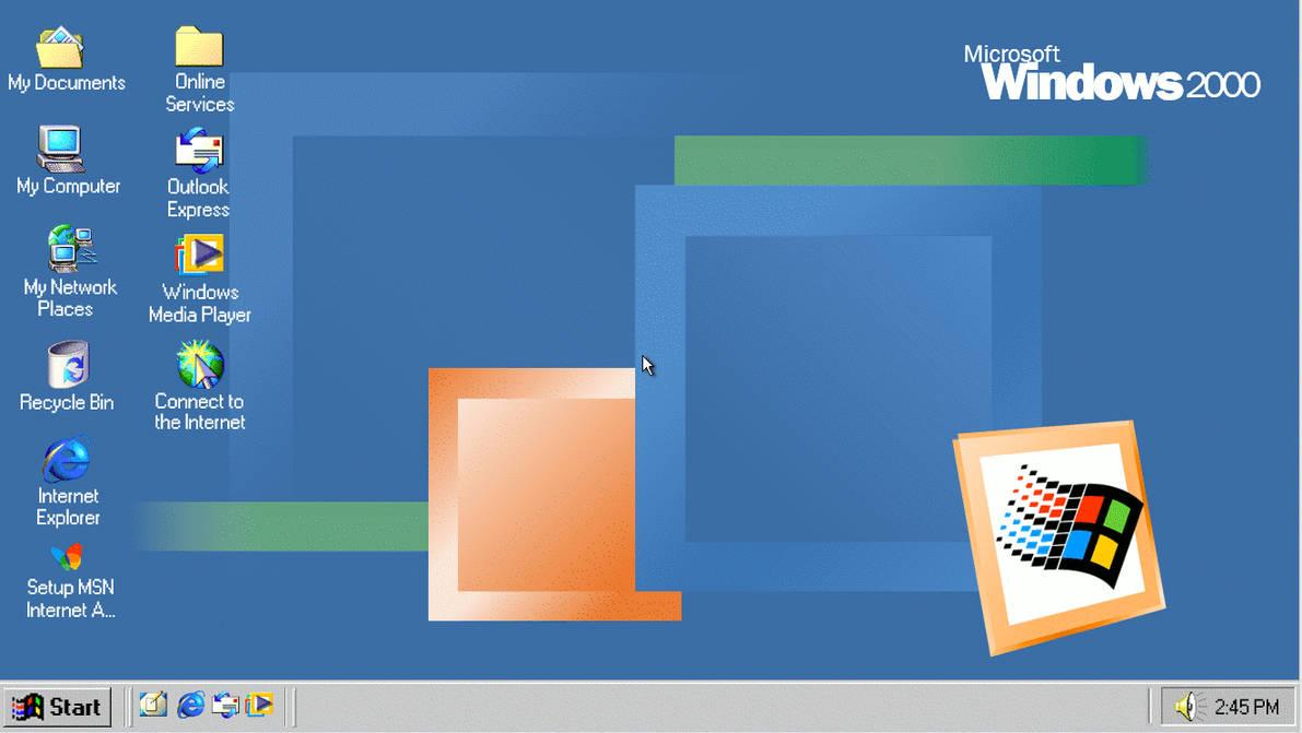 Windows 2000 Online