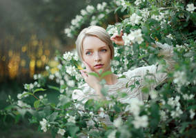 Anastasia by AlinaPastelle