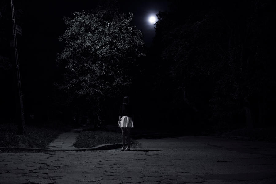 Moonchild by ultramaryna