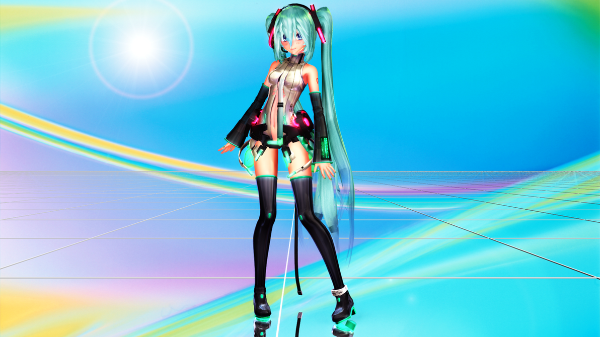 [WIP] TDA Something Something Miku (Append?) by Maddoktor2
