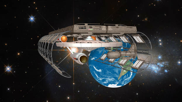 [WIP] USS Enterprise NCC-1701