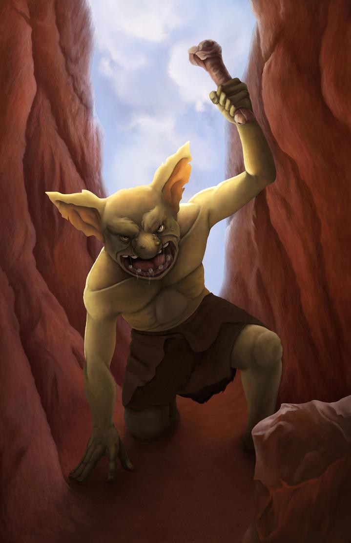 goblin2DA by Ivan-Garcia