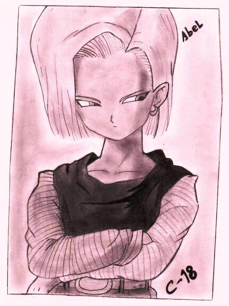 Android 18 by DG7