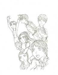 We Can Be Heroes by VocalooidHikaruYuki