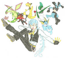 My Pokemon Dream Team
