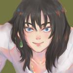 Ghibli drawing challenge : Howl
