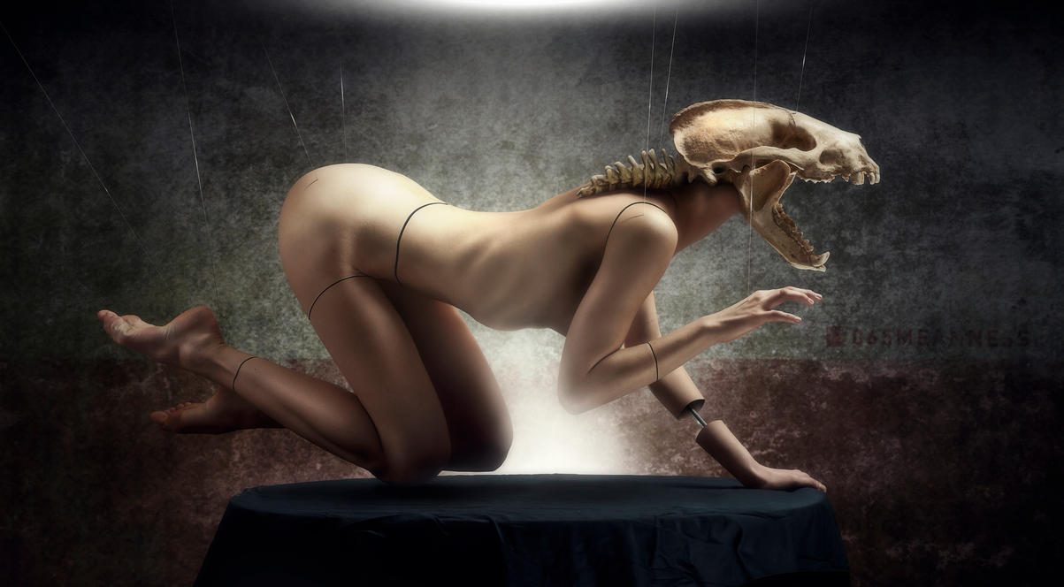 The Animal Instinct II by Shuwit