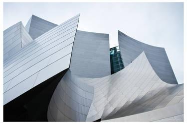 Walt Disney Concert Hall by eDamak