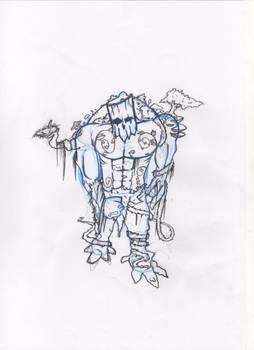 Foresta Sketch