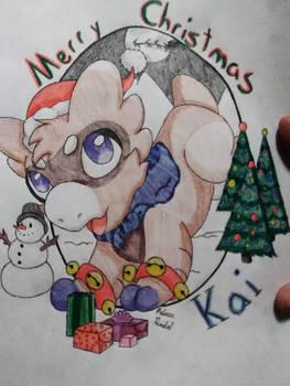 Wyngro SS: Merry Christmas Kai
