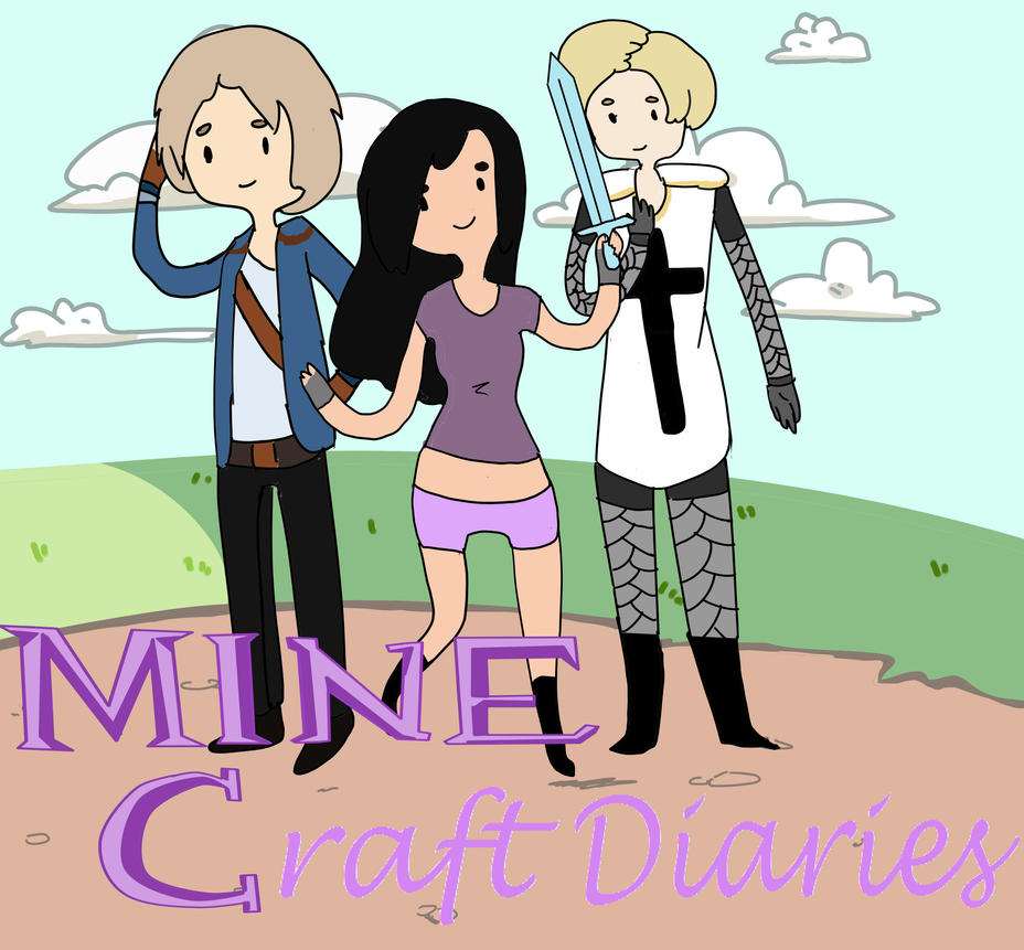 aphmau and aaron dirty draw