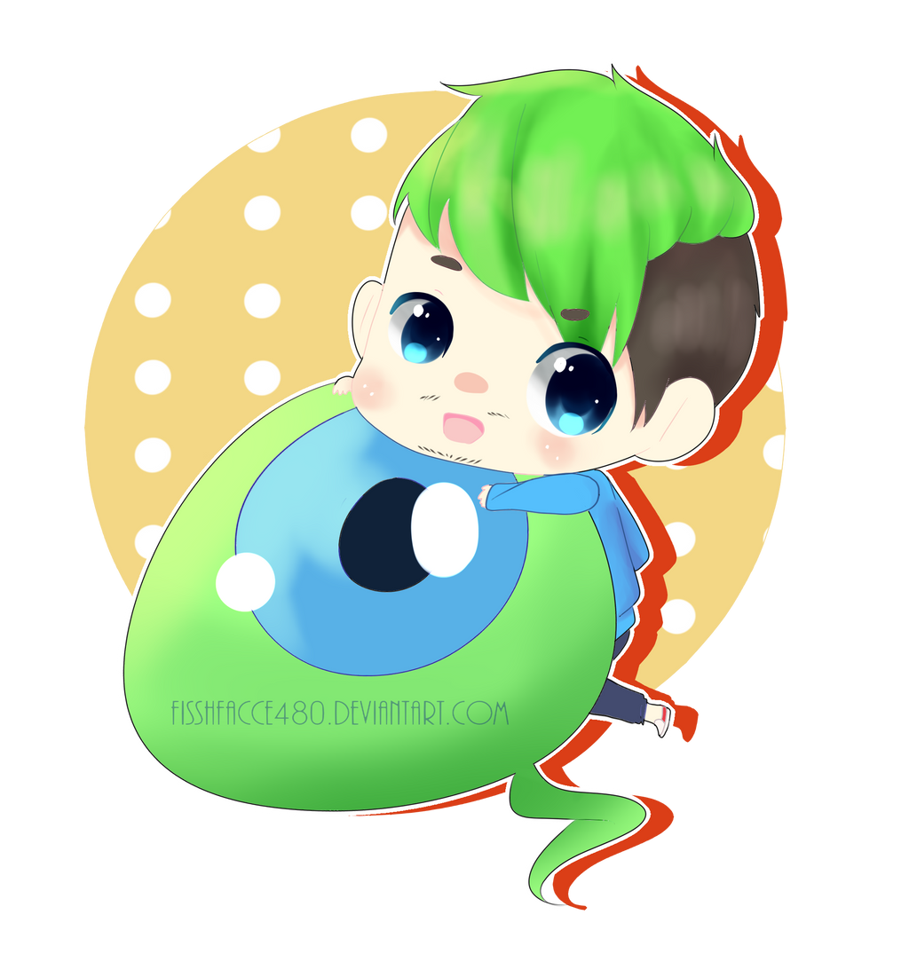 chibi markiplier and jacksepticeye - photo #41