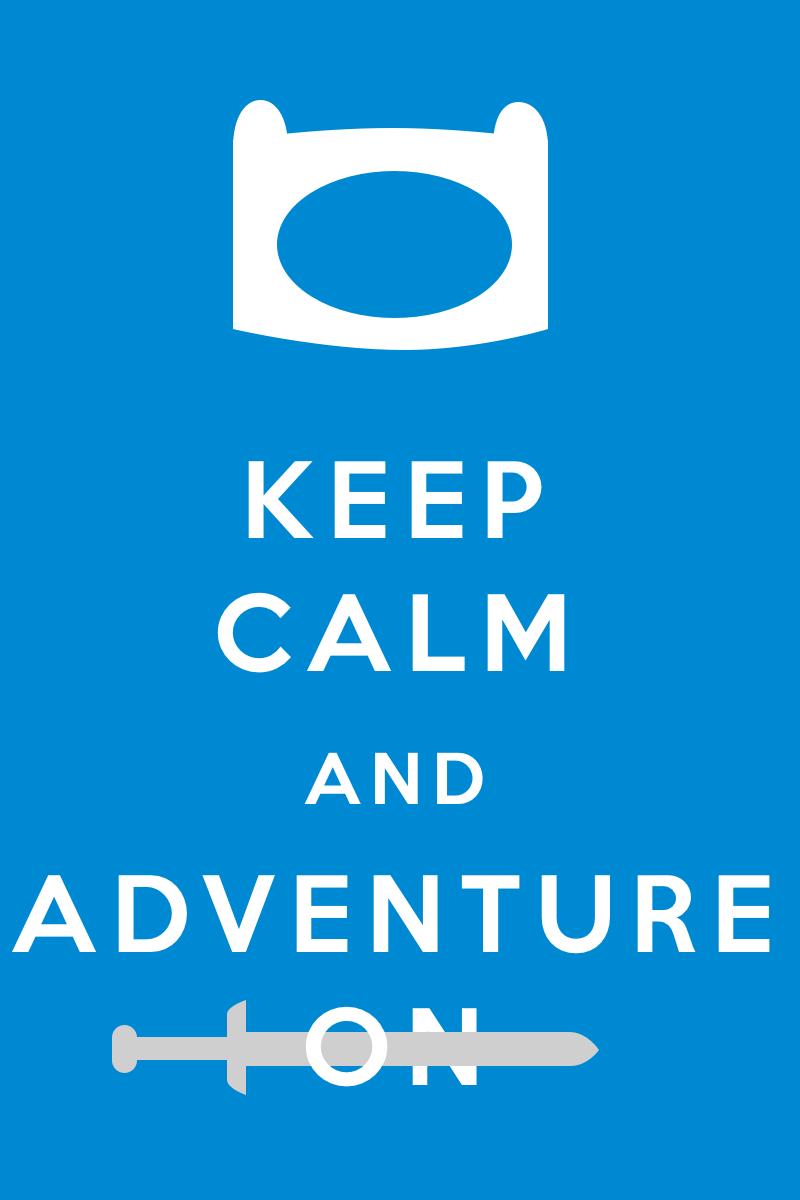 Adventure On by aguba