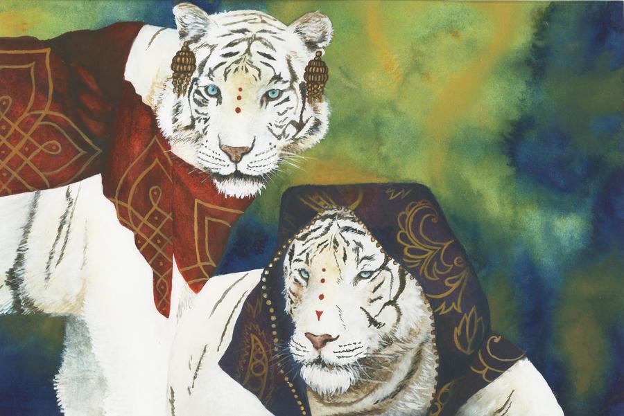 The Big Cats by firestarter1988