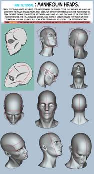 MINI TUTORIAL: Planar Heads.