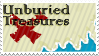 Unburied Treasures Stamp by BitmapPirate