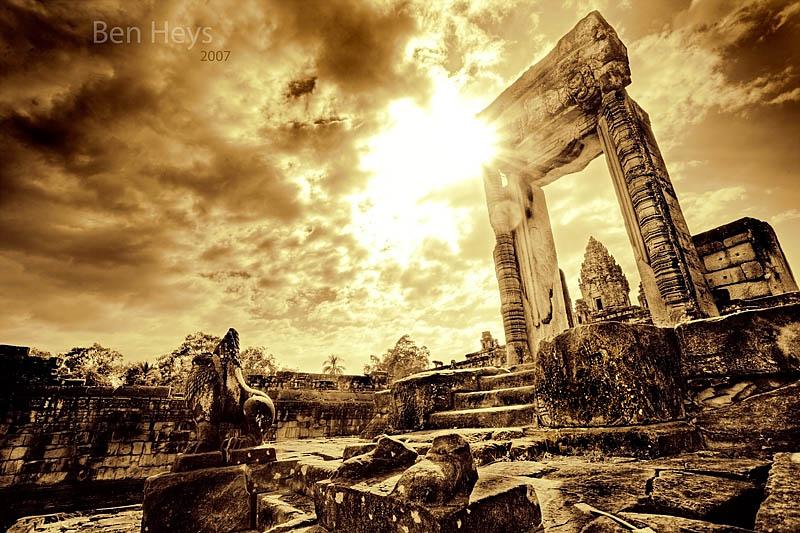 Desolation II by sifu