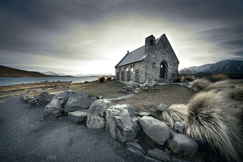 Remote church by sifu