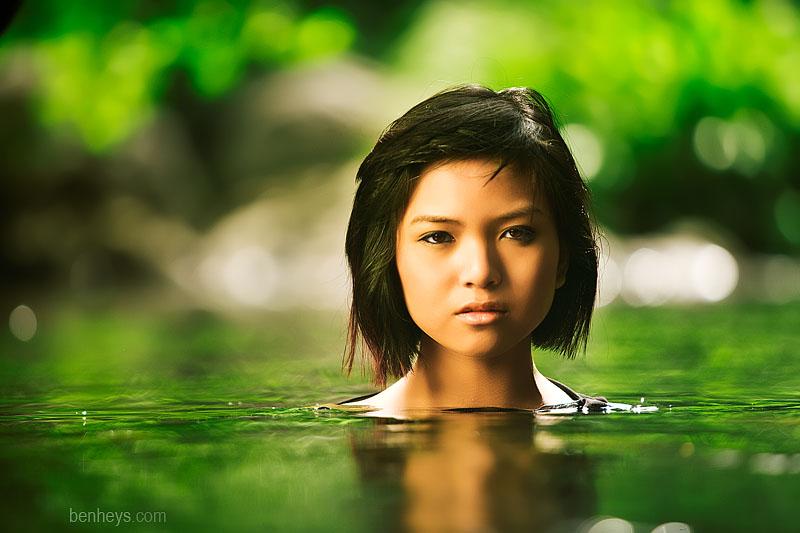 Sheer Beauty III by sifu