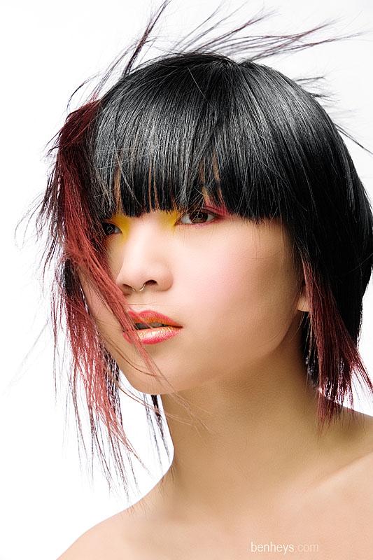 Funky hair by sifu