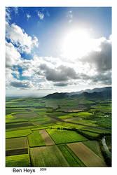Aeriel Landscape II by sifu
