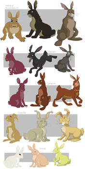 Watership Down charas part2