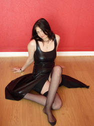 black dress by vendreas