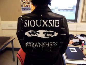 Siouxsie Patch. by Floriepoemeister