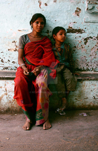 Udaipur children by Ritacream