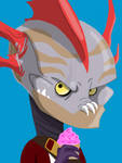 Cupcakes Are Yummy... by The-Drachen-Nivalis