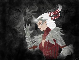 Flemeth-Dragon Age Inquisition