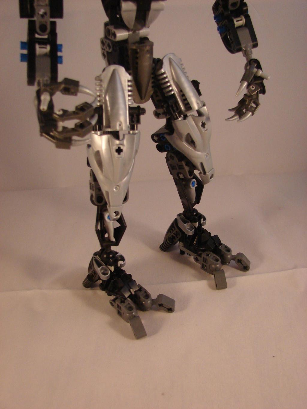Replicant 1 - Legs