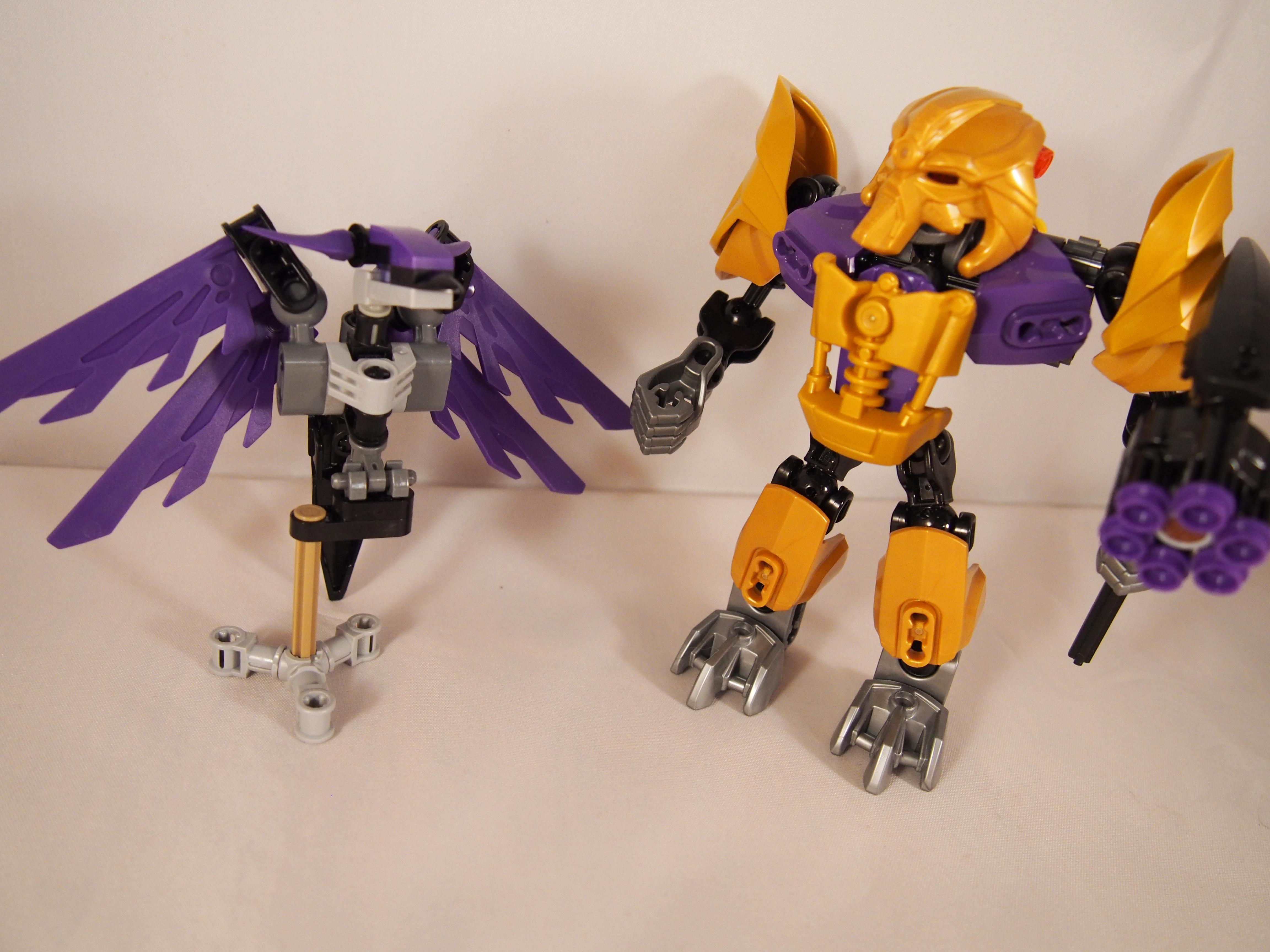 Лего Биониклы (Bionicle) - каталог наборов с инструкциями 95