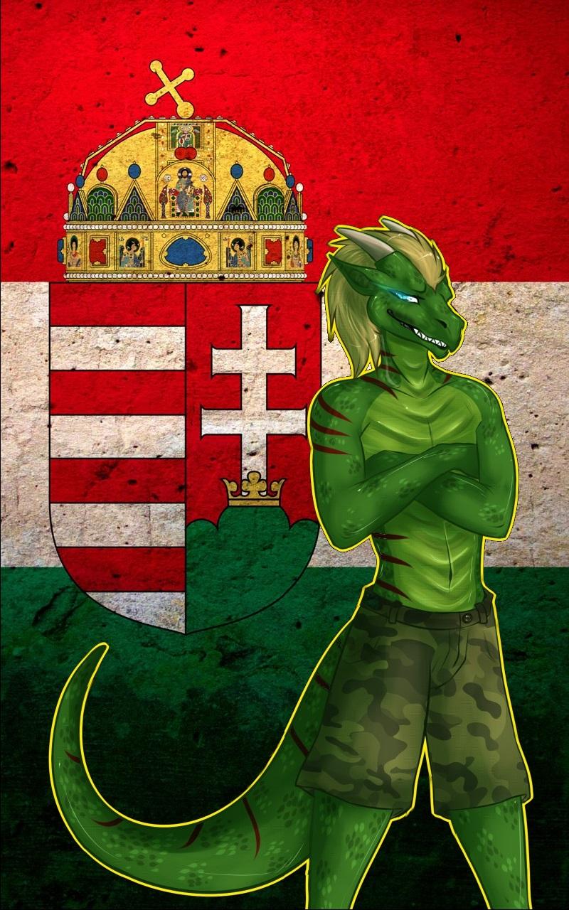 The Hungarian Dragon